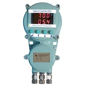 Digital pH Controllers Indicators
